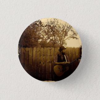 Badge Rond 2,50 Cm Bouton d'arbre de Joshua Hulsey