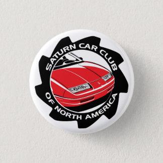 Badge Rond 2,50 Cm Bouton de club de voiture de Saturn