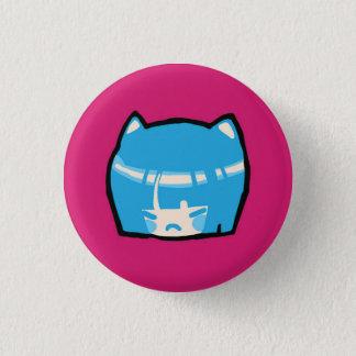 Badge Rond 2,50 Cm bouton de colère d'emoji