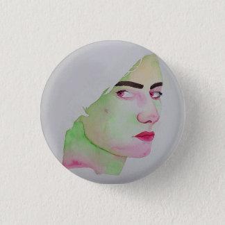 Badge Rond 2,50 Cm Bouton de garçon de fleur