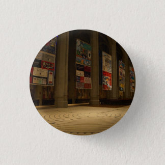 Badge Rond 2,50 Cm Bouton de la cathédrale #6-1 Pinback de grâce de