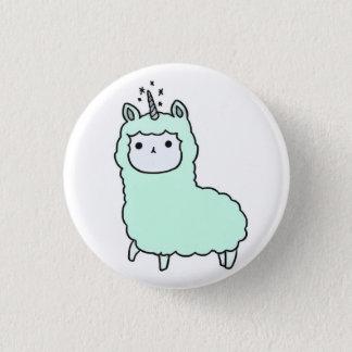 Badge Rond 2,50 Cm Bouton de lama