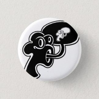 Badge Rond 2,50 Cm Bouton de logo de Mudhead Reynolds