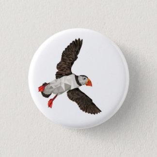 Badge Rond 2,50 Cm Bouton de macareux