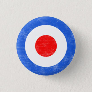 Badge Rond 2,50 Cm Bouton de mod