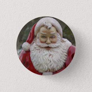 Badge Rond 2,50 Cm Bouton du père noël