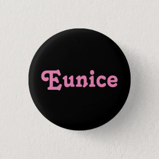 Badge Rond 2,50 Cm Bouton Eunice