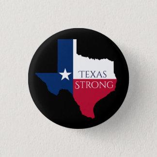 Badge Rond 2,50 Cm Bouton fort de drapeau d'état de Harvey le Texas