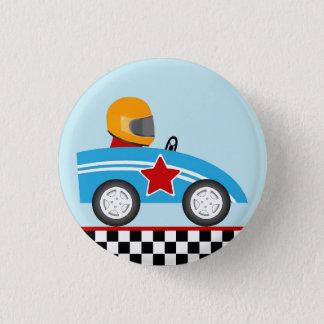 Badge Rond 2,50 Cm Bouton rond de goupille de voiture de course