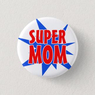 Badge Rond 2,50 Cm Bouton superbe du jour de mère de maman