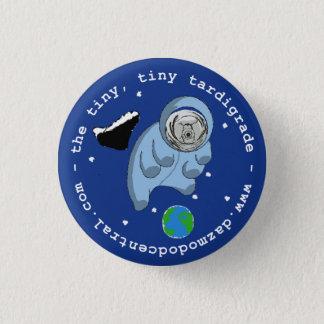 Badge Rond 2,50 Cm Bouton Tardigrade d'Astro