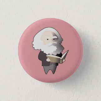 Badge Rond 2,50 Cm Chibi Karl Marx