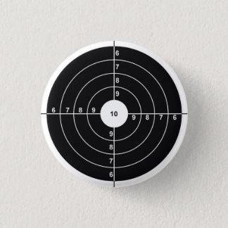 Badge Rond 2,50 Cm Cible de tir