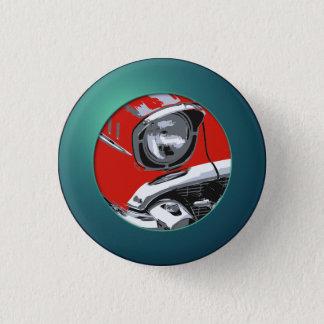 Badge Rond 2,50 Cm Couleur avant de voiture