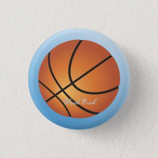 Badge Rond 2,50 Cm Créez votre propre basket-ball fait sur commande