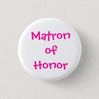 Badge Rond 2,50 Cm Dame de honneur