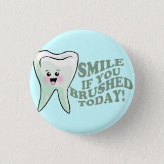 Badge Rond 2,50 Cm Dentistes et hygiénistes dentaires