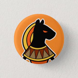 Badge Rond 2,50 Cm Divinité : : Sekhmet