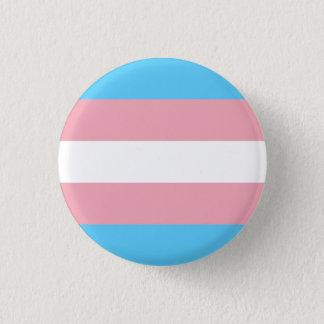 Badge Rond 2,50 Cm Drapeau de fierté de transsexuel