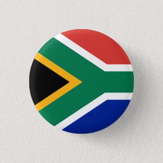 Badge Rond 2,50 Cm Drapeau de l'Afrique du Sud