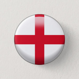 Badge Rond 2,50 Cm Drapeau de l'Angleterre