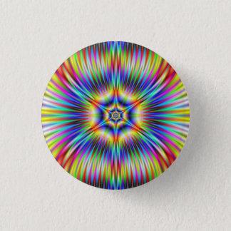 Badge Rond 2,50 Cm Étoile de Phoenix de bouton