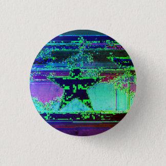 Badge Rond 2,50 Cm étoile de problème
