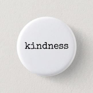 Badge Rond 2,50 Cm gentillesse