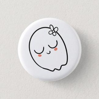 Badge Rond 2,50 Cm Goupille de fantôme