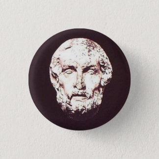 Badge Rond 2,50 Cm Homer d'avant-garde de chevalier Pin de