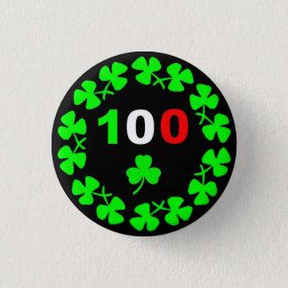 Badge Rond 2,50 Cm Insigne centenaire en hausse de Pâques