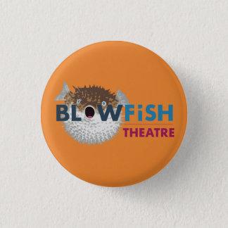 Badge Rond 2,50 Cm Insigne de Blowfish