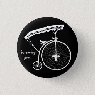 """Badge Rond 2,50 Cm Insigne de bouton de prisonnier - """"vous voie """""""