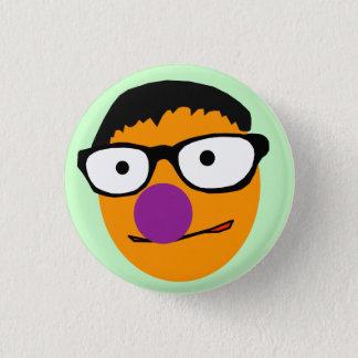 Badge Rond 2,50 Cm Insigne de bouton de Tom de Muppet