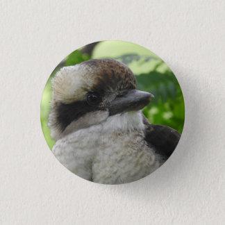 Badge Rond 2,50 Cm Insigne de Kookaburra