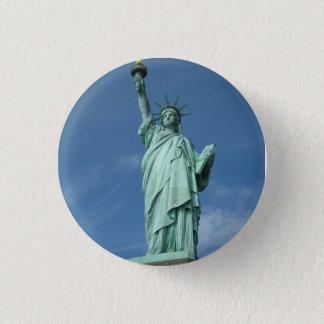 Badge Rond 2,50 Cm Insigne de liberté