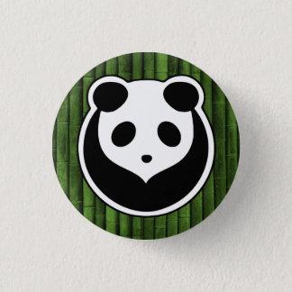 Badge Rond 2,50 Cm Insigne de PANDA