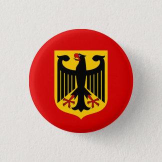 Badge Rond 2,50 Cm Insigne d'Eagle d'Allemand