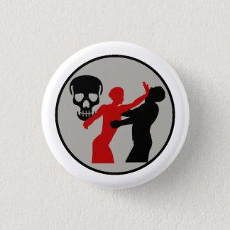 Badge Rond 2,50 Cm Insigne du mérite d'autodéfense de scout de bombe