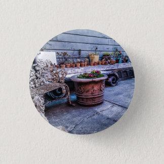 Badge Rond 2,50 Cm Jardin d'agrément de vallée de Hayes