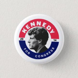 Badge Rond 2,50 Cm Joe Kennedy pour le congrès 2014
