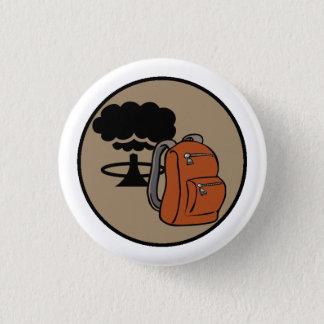 Badge Rond 2,50 Cm La bombe surveille insigne du mérite de sac de