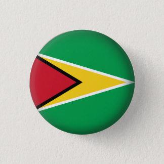 Badge Rond 2,50 Cm La Guyane ronde