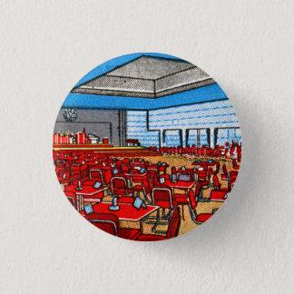 Badge Rond 2,50 Cm La pochette d'allumettes vintage assortit salle de