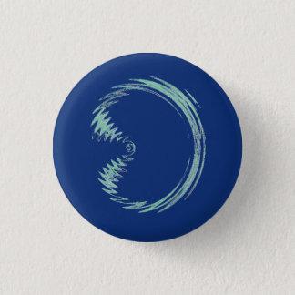 Badge Rond 2,50 Cm La rivière du bouton d'amour