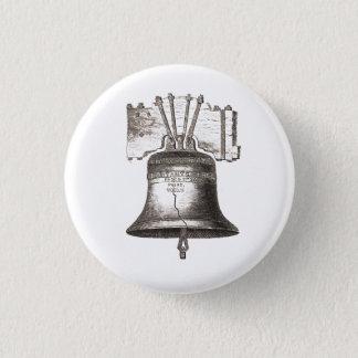 Badge Rond 2,50 Cm Laissez l'anneau de liberté