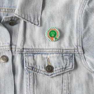 Badge Rond 2,50 Cm Le bouton 53086A3 de St Patrick du plaisir de