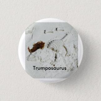 Badge Rond 2,50 Cm Le Donald Trump Trumposaurus