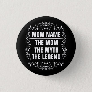 Badge Rond 2,50 Cm Le jour de mère heureux de maman