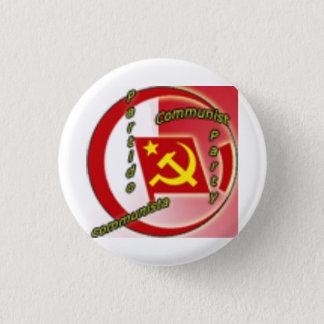Badge Rond 2,50 Cm Logo de parti communiste